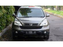 2008 Honda CR-V 2.4 AT coklat, odometer=46.000km, tapi SRS nyala