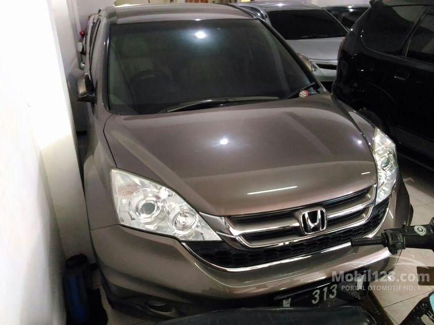 Jual Mobil Honda CR-V 2011 2.4 i-VTEC 2.4 di Jawa Timur ...