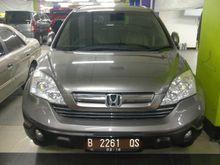2008 Honda CR-V 2.4 2.4 i-VTEC SUV.Khusus kredit