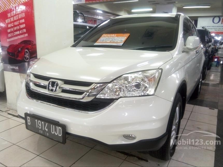 2011 Honda CR-V 2.4 i-VTEC SUV
