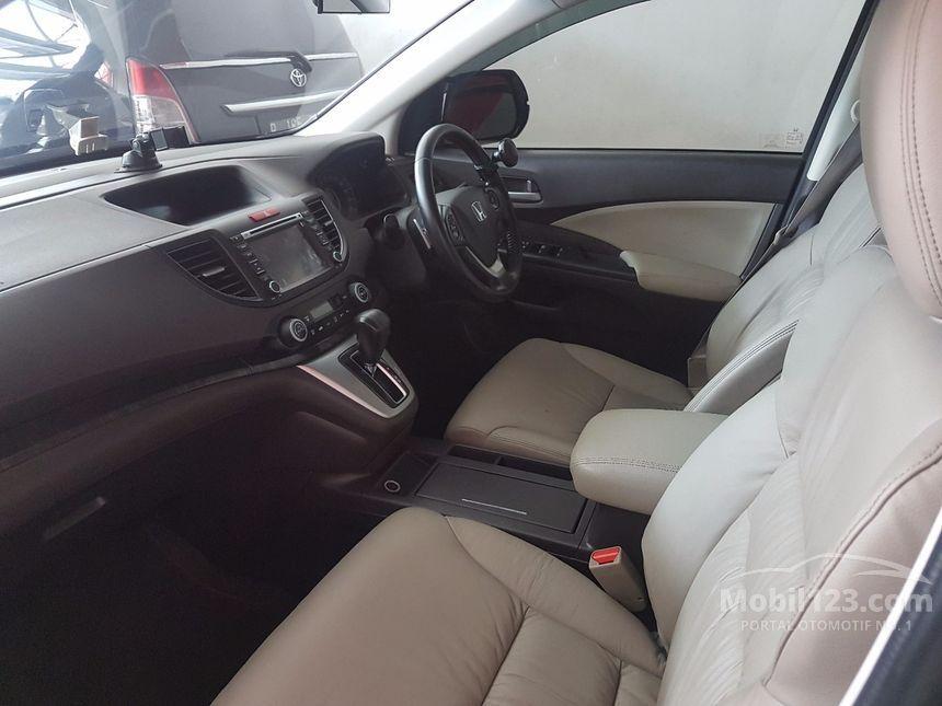2014 Honda CR-V 2.4 Prestige SUV