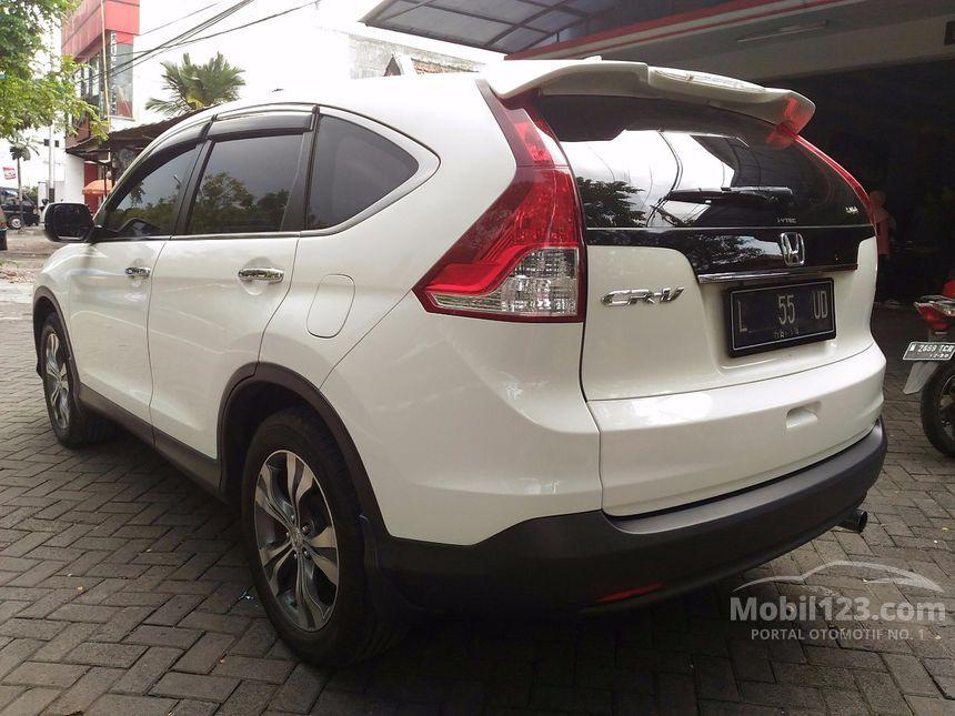 Jual Mobil Honda CR-V 2014 2.4 Prestige 2.4 di Jawa Timur ...