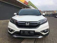 2015 Honda CR-V 2.4 Prestige LIKE NEW GRESS RECORD RADJAMOBIL AXC SUMMARECON BEKASI