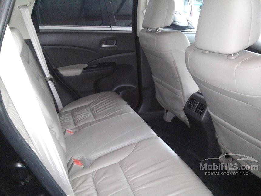 2013 Honda CR-V 2.4 Prestige SUV