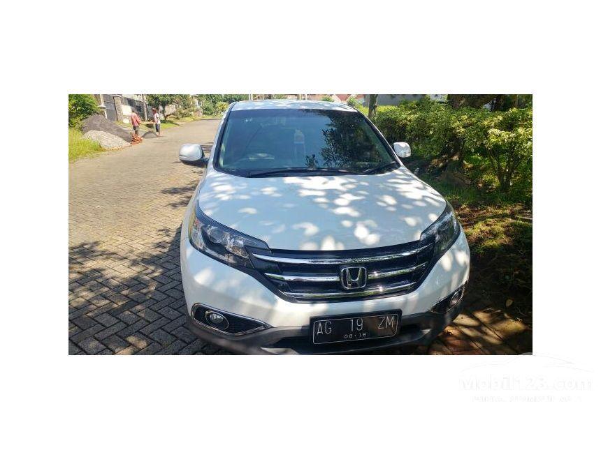 Jual Mobil Honda CR-V 2013 2.4 Prestige 2.4 di Jawa Timur ...