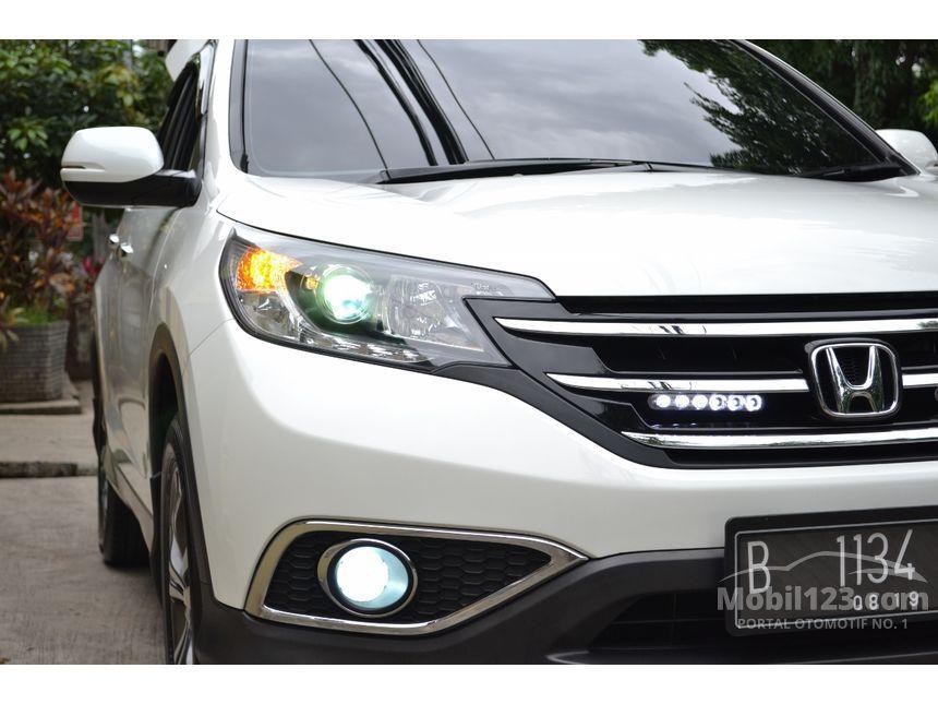 Honda Crv 2 4 2014 Indonesia