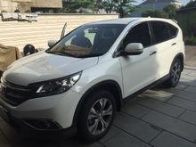 Honda CR-V 2.4 2.4 Prestige SUV pmk 2013