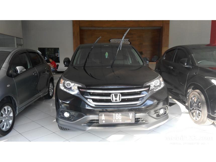 2012 Honda CR-V 2.4 Prestige SUV