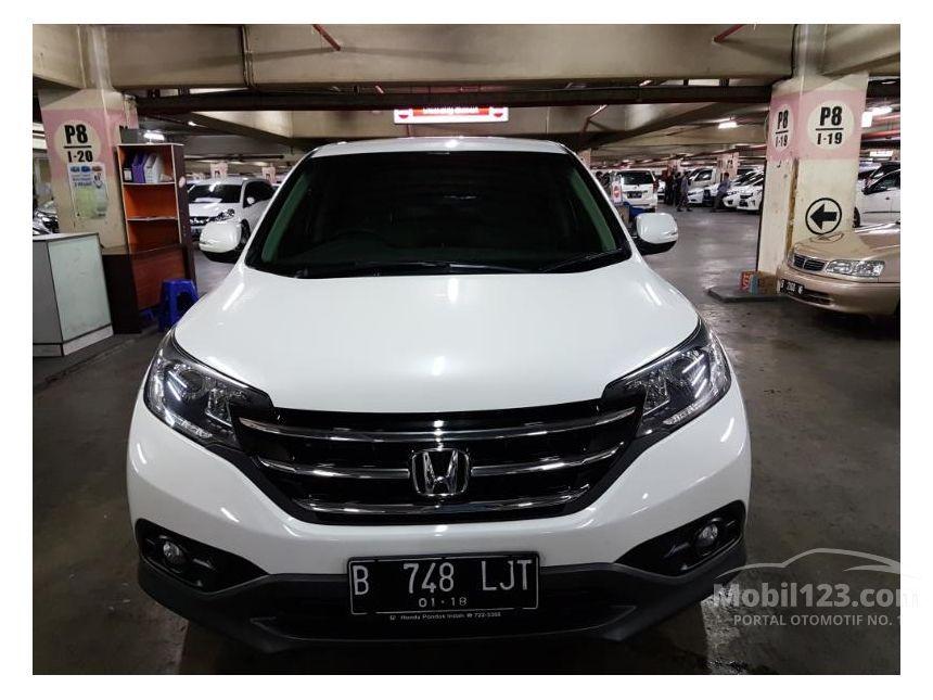Jual Mobil Honda CR V 2013 24 24 Di DKI Jakarta