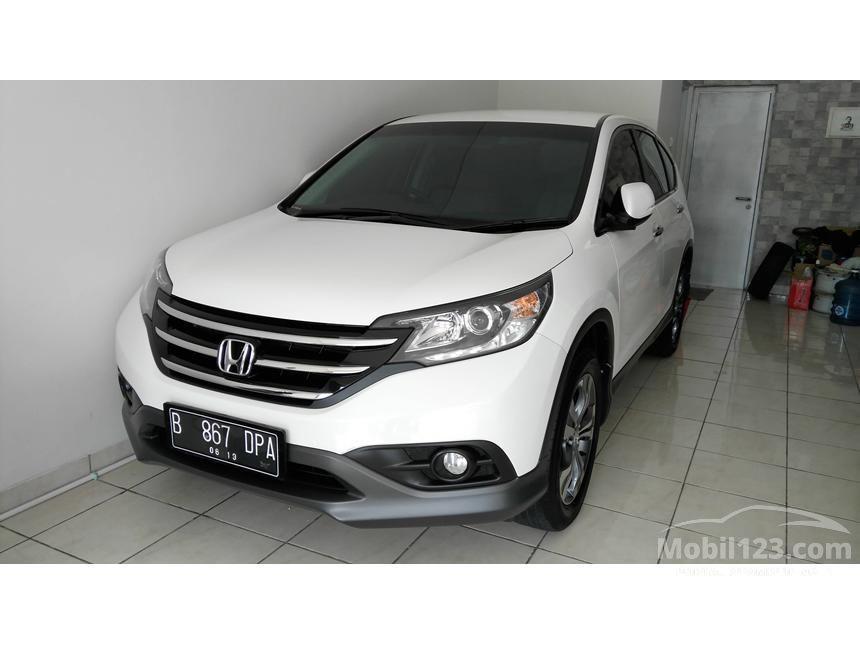 2014 Honda CR-V 2.4 SUV