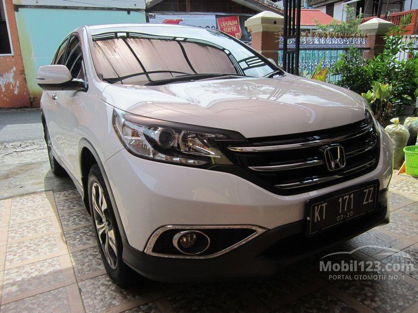 Jual Mobil Honda CR-V 2014 2.4 2.4 di Kalimantan Timur ...