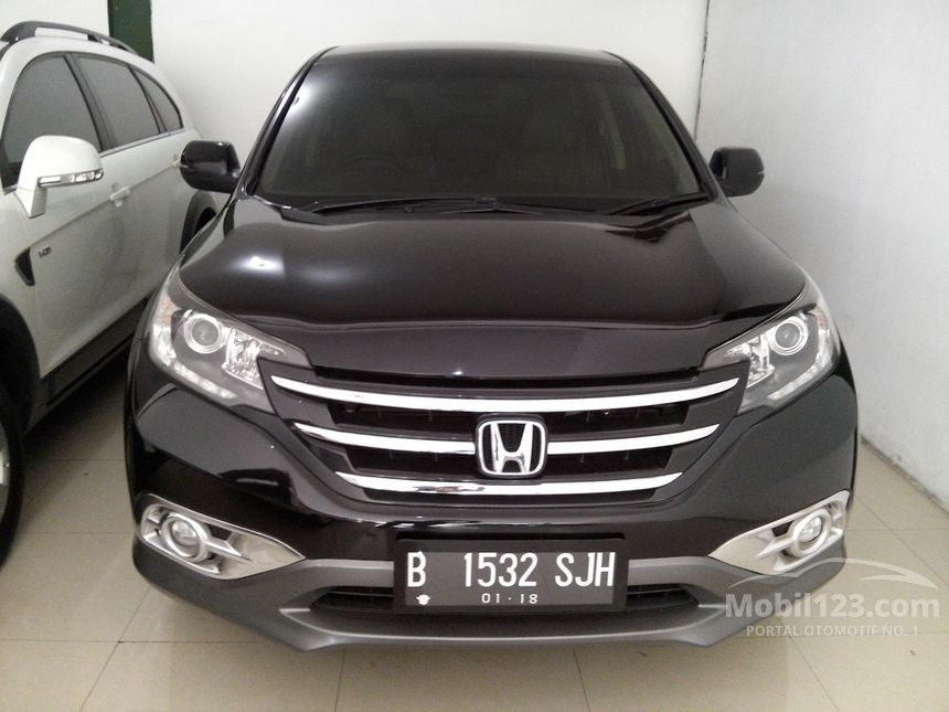 2012 Honda CR-V 2.4 SUV