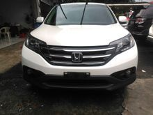 2014 Honda CR-V 2.4 TDP 20 Juta Pajak Panjang Low KM Service Records