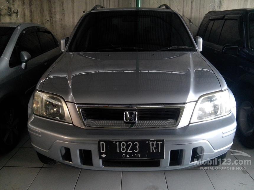 2001 Honda CR-V 4X2 SUV