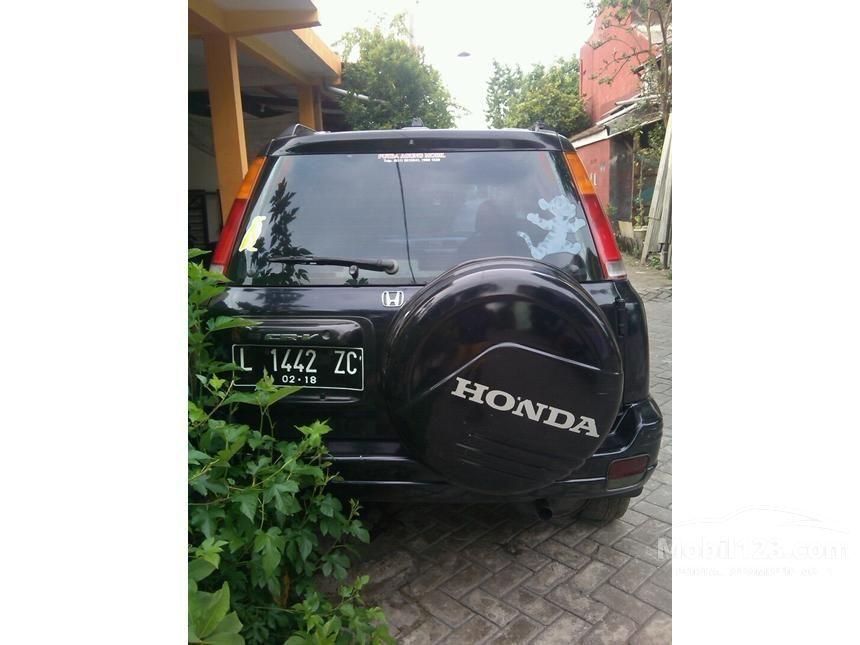 2002 Honda CR-V 4X2 SUV