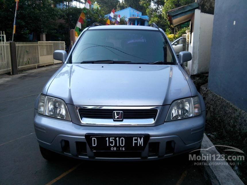 2000 Honda CR-V 4X2 SUV