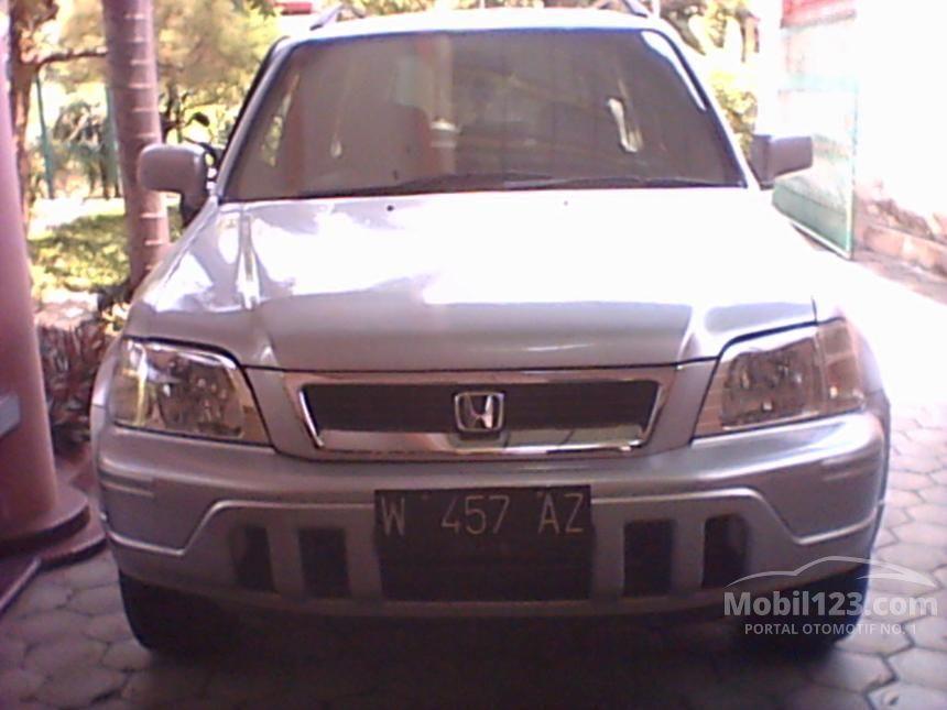 2001 Honda CR-V 4X4 SUV