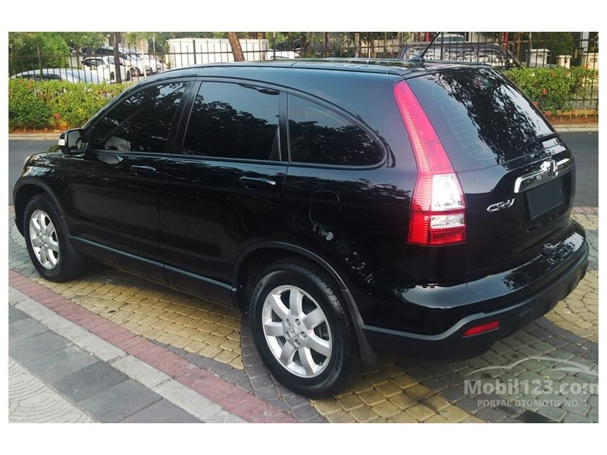 honda cr v 2008 2 4 di jawa tengah manual sedan hitam rp. Black Bedroom Furniture Sets. Home Design Ideas