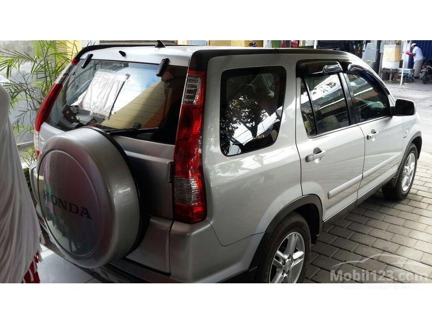 Honda CR-V 2006 2.4 di Bali Automatic SUV Silver Rp 120 ...