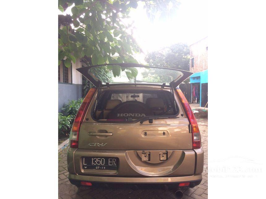 Jual Mobil Honda CR-V 2004 2.0 di Jawa Timur Manual SUV ...