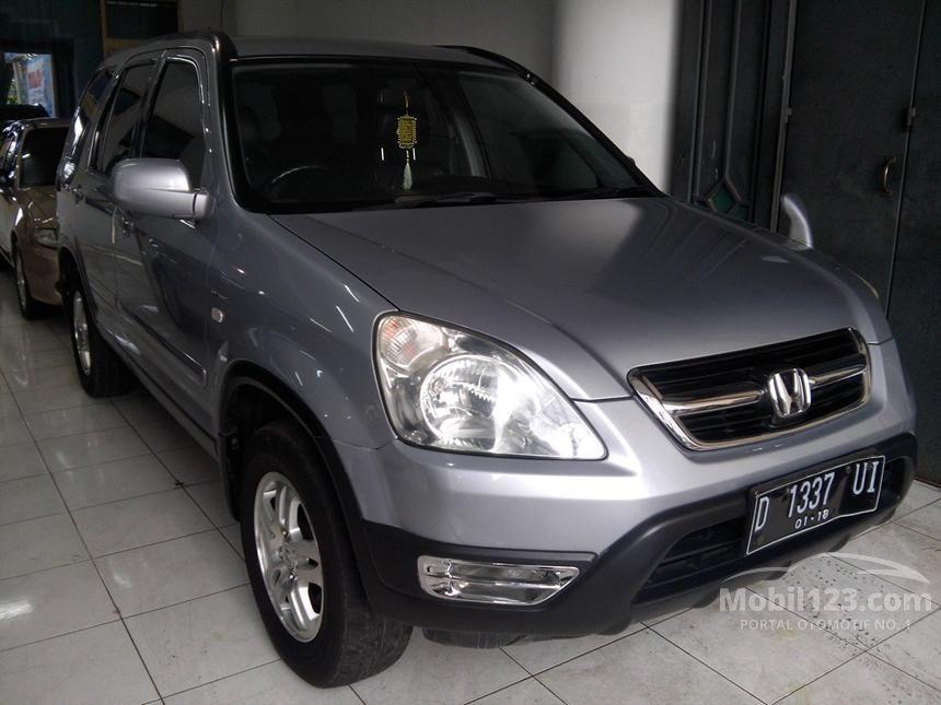 2002 Honda CR-V SUV