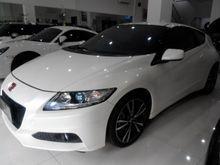 2013 Honda CR-Z Hybrid Putih Istimewa ATPM FULL ORIGINAL