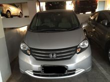 2009 Honda Freed 1.5 1.5 MPV book  service dealer resmi Honda