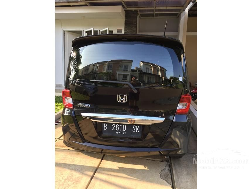 2012 Honda Freed E MPV