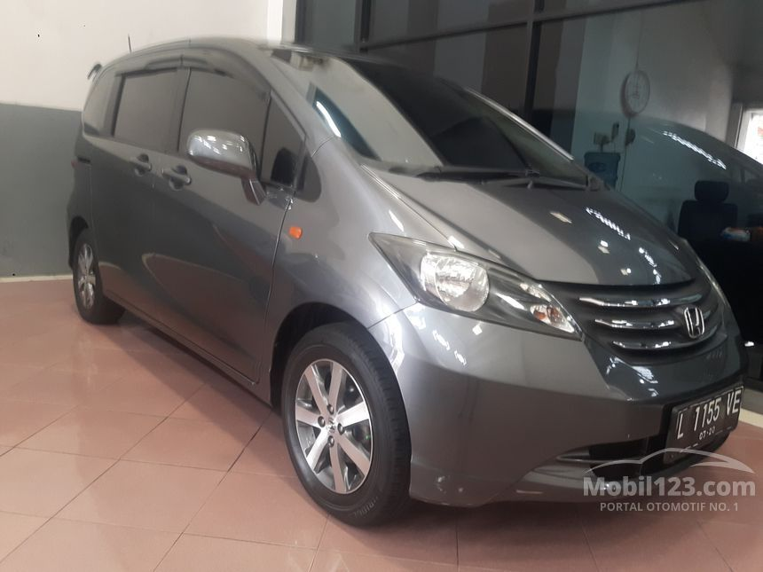 2010 Honda Freed MPV Minivans