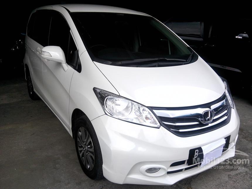 2013 Honda Freed MPV Minivans