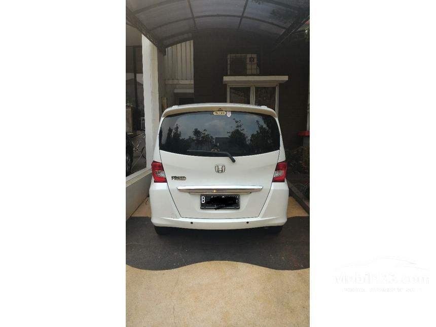 2012 Honda Freed S MPV