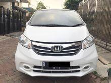 2013 Honda New Freed PSD AT AC Double Pearl White Istimewa