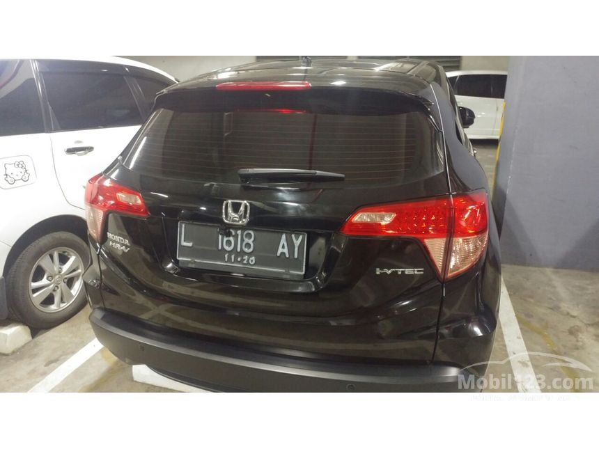 Honda HR-V 2015 E 1.5 di Jawa Timur Automatic SUV Hitam Rp ...
