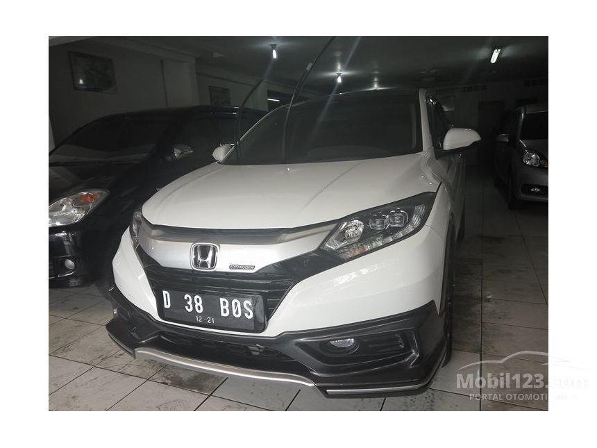 Jual Mobil Honda HR-V 2016 Prestige Mugen 1.8 di ...