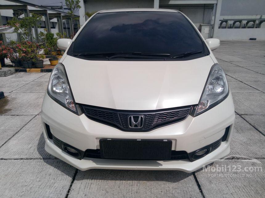 Jual mobil honda jazz 2012 1 5 di dki jakarta automatic for Honda small car
