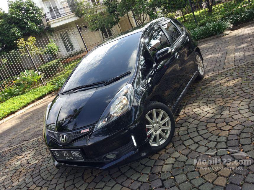 2013 Honda Jazz Compact Car City Car