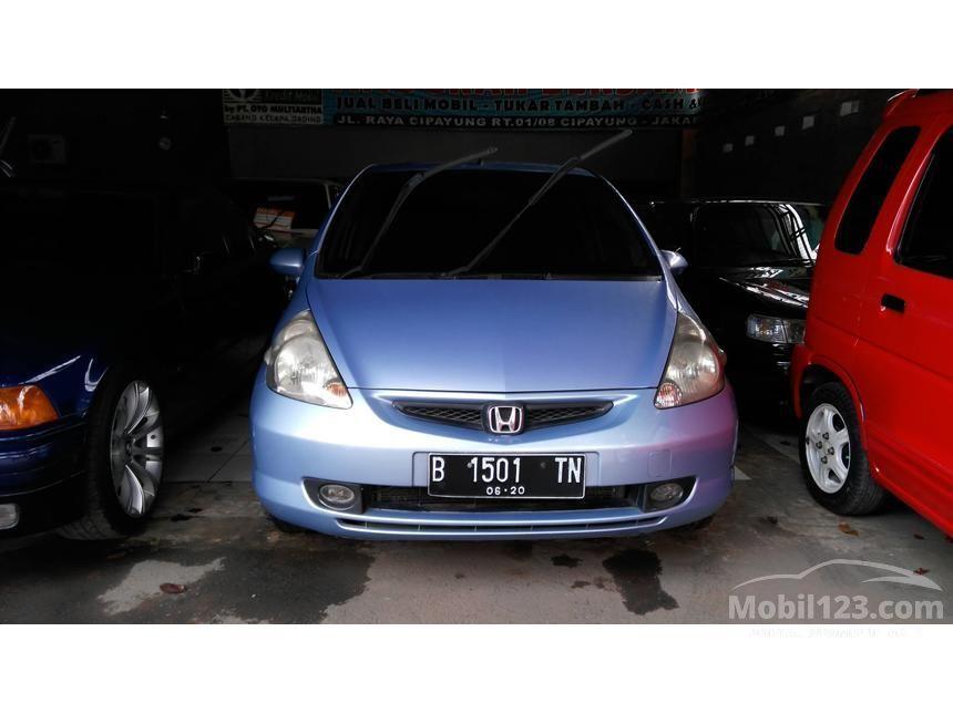 2004 Honda Jazz Compact Car City Car