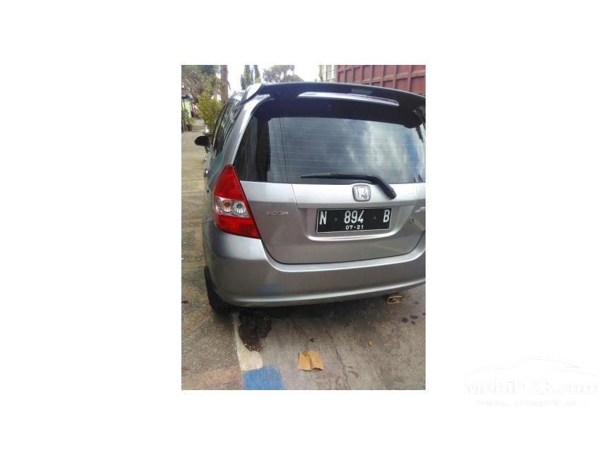 Jual Mobil Honda Jazz 2005 i-DSI 1.5 di Jawa Timur Manual ...