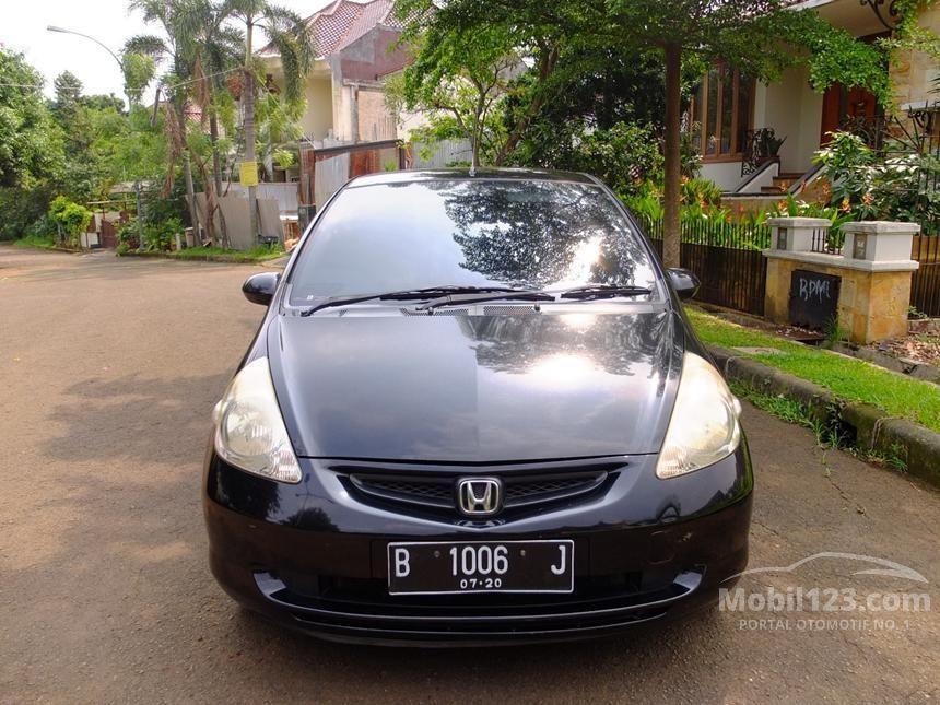2005 Honda Jazz i-DSI Hatchback