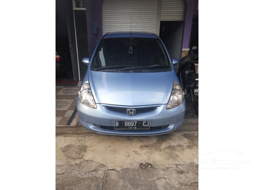 Honda Jazz 2004 i-DSI 1.5 di Yogyakarta Automatic ...