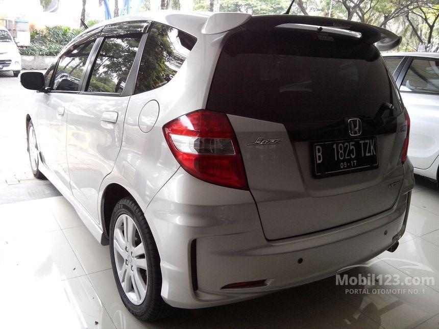 2012 Honda Jazz RS Hatchback