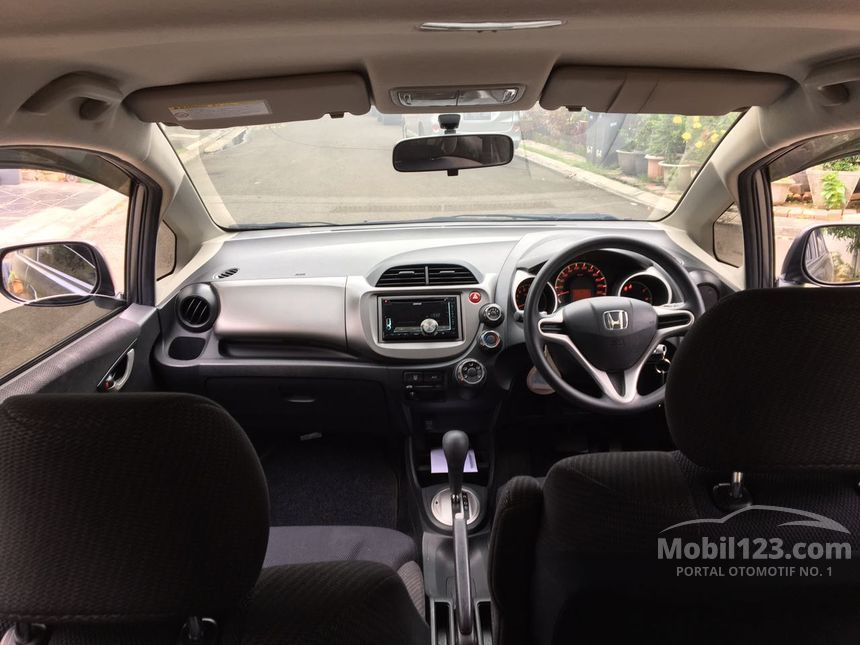 2011 Honda Jazz RS Hatchback