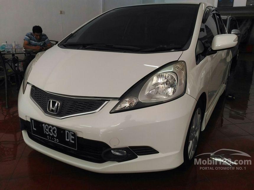 Jual Mobil Honda Jazz 2010 RS 1.5 di Jawa Timur Automatic ...
