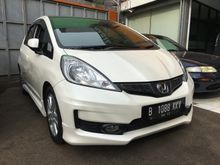 2012 Honda Jazz 1.5 RS ISTIMEWA KM Rendah Harga Nego Mulus Gress