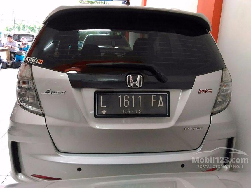 Jual Mobil Honda Jazz 2013 RS 1.5 di Jawa Timur Automatic ...