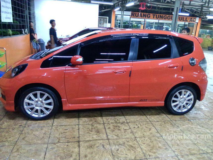 Jual Mobil Honda Jazz 2013 RS 15 Di DKI Jakarta Automatic