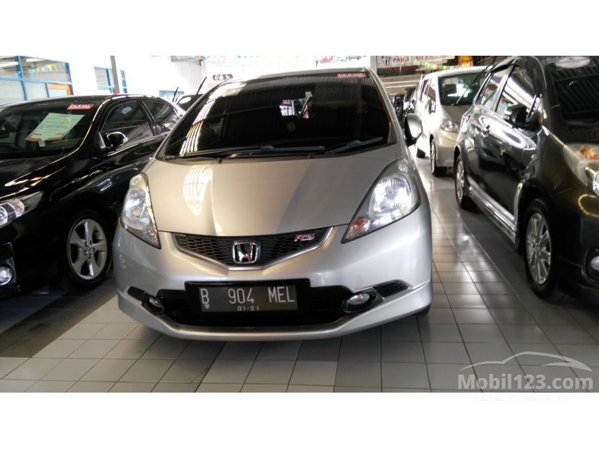 2010 Honda Jazz RS Hatchback