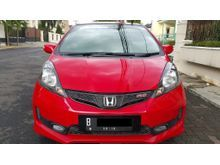Honda New Jazz RS MMC Facelift Matic Triptonic Tahun 2013 Warna Merah