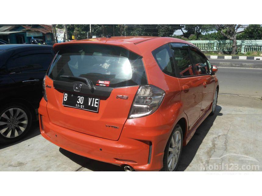 Jual Mobil Honda Jazz 2013 RS 15 Di Jawa Barat Automatic