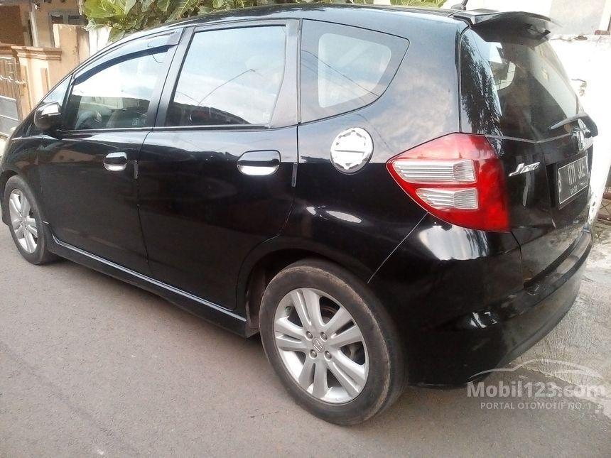 Honda Jazz 2010 RS 1.5 di Banten Automatic Hatchback Hitam ...